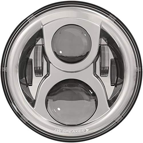JW Speaker 0554961 8700 Ev2-S 12/24V Dot Headlamp Chr