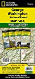 George Washington National Forest [Map Pack Bundle] (National Geographic Trails Illustrated Map)