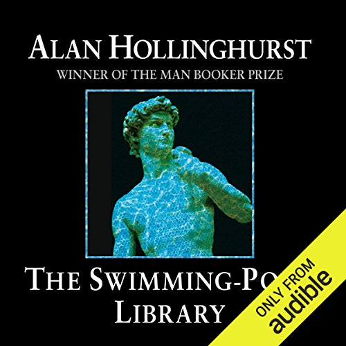 The Swimming Pool Library audiobook cover art