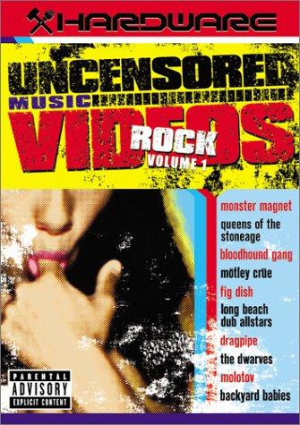 Hardware: Uncensored Music Videos - Rock, Vol. 1