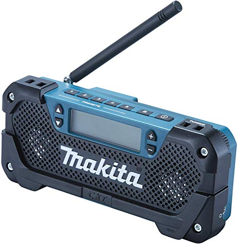 Makita MR052 - Radio de Travail 10.8V cxt