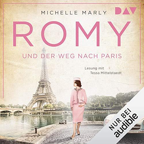 Couverture de Romy und der Weg nach Paris