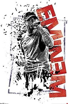 Trends International Eminem Crumble Wall Poster 22.375  x 34