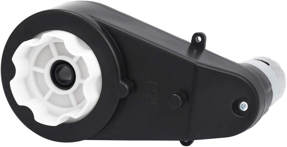 Motor Eléctrico de 12 V 30000 rpm Rueda de Motor Eléctrico, Piezas de Repuesto para Coche Moto Repuesto de Motor Eléctrico, Motor Eléctrico de 12 V para Niños Carro de Motor de 12 V RS550