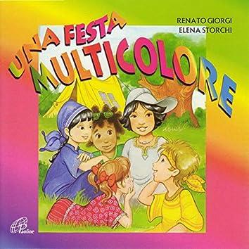 Una festa multicolore