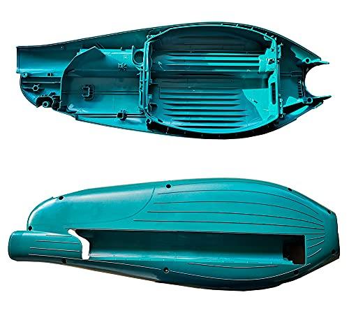 Scocca posteriore Vorwerk Folletto Kobold VK140 guscio no originale compatibile 30811