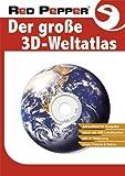 """""""Der große 3D-Weltatlas (RedPepper)"""" -"""