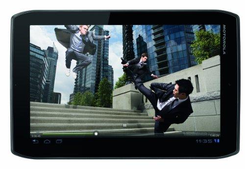 Motorola Xoom 2 3G Tablet (25,7 cm (10,1 Zoll) Bildschirm, 1,2GHz, 1GB RAM, 32GB Speicher, 5 Megapixel Kamera, Android 3.0) schwarz