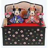 ディズニー ひな人形 雛人形 2021年 ミッキー&ミニー ひな祭り 東京ディズニーリゾート TDR