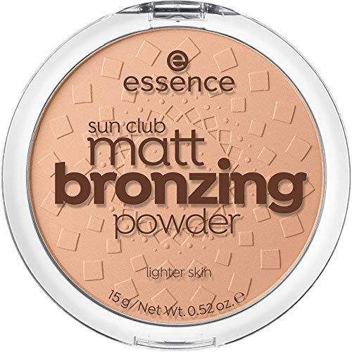 essence sun club matt bronzing powder 01 natural - 1er Pack