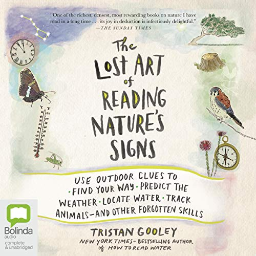 The Lost Art of Reading Nature's Signs cover art