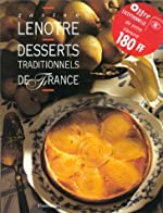Desserts traditionnels de France de Gaston Lenôtre