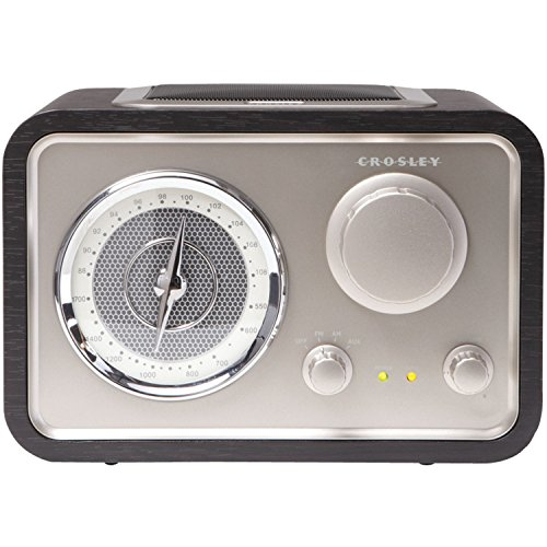Crosley Solo Radio CR3003A Black