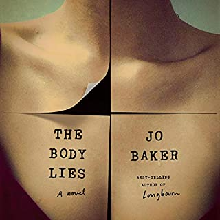 The Body Lies audiobook cover art