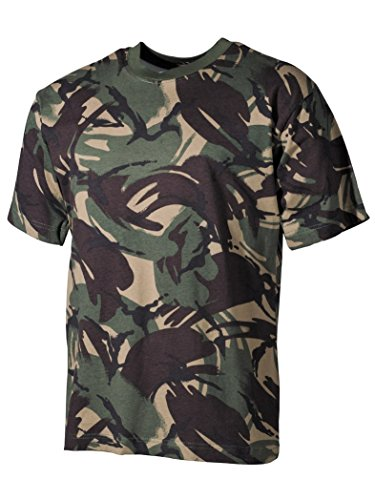 Militär a US Army T-Shirt DPM Camouflage - - XXXL