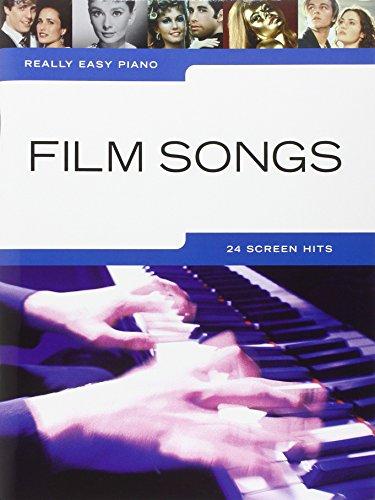Really Easy Piano: Film Songs: Noten für Klavier (Really Easy Piano S.)