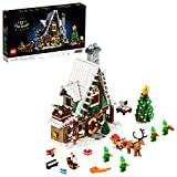 LEGO Elf Club House (10275) Building Kit; an Engaging Project and A Great Holiday Present Idea for Adults, New 2021 (1,197 Pieces)