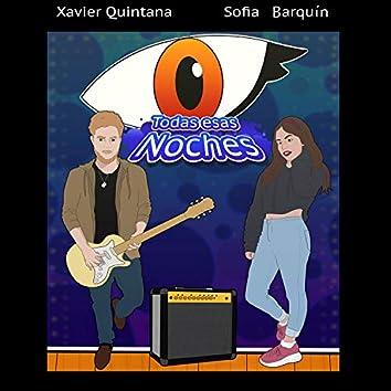 Todas Esas Noches (feat, Sofía Barquín)
