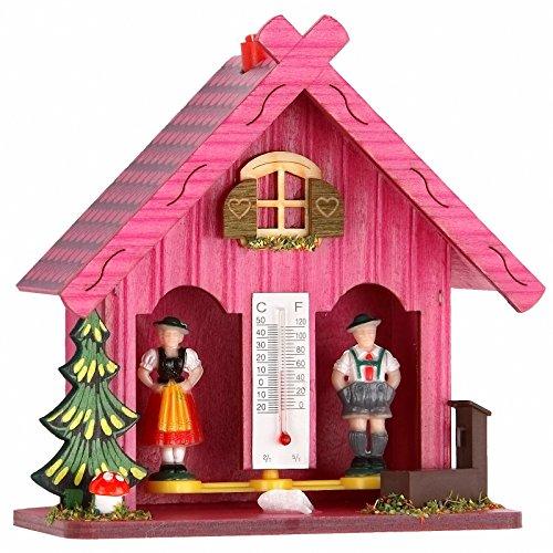 Trenkle Wetterhaus pink