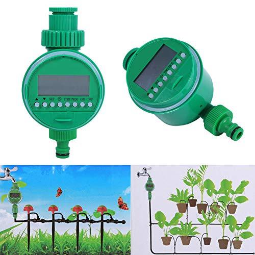 Yosoo Programmatore di Irrigazione automatico elettrico Timer irrigatore Giardino controllo, Meccanico Tap Spruzzatore Intelligente Controller Timer Automatico per Giardino Pianta