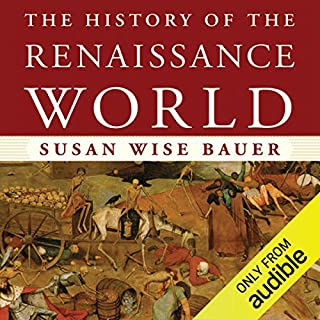 The History of the Renaissance World audiobook cover art