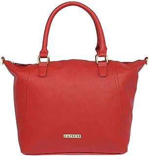 Caprese merly Women's Satchel satchel large (MT)- Red