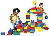 Edushape - Juego de construcción para niños de 50 piezas (806050) , Modelos/colores Surtidos, 1 Unidad