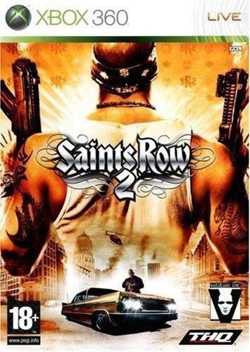 THQ  Saints Row 2, Xbox 360