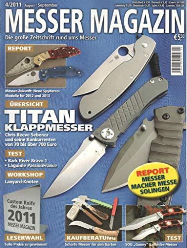 Messer Magazin Nr. 04/2011 Übersicht...