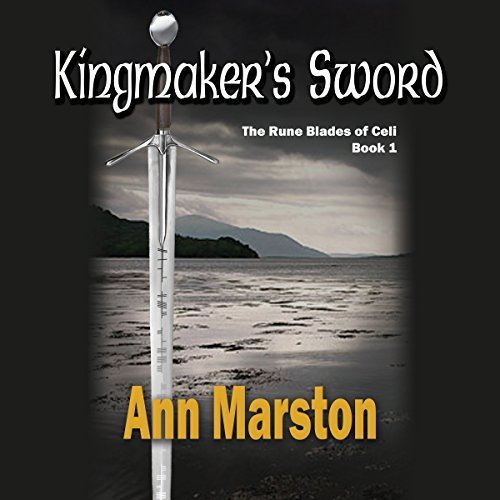 Kingmaker's Sword audiobook cover art