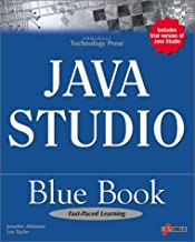 Java Studio Blue Book: Develop Intuitive and Effective Web Content and Applications