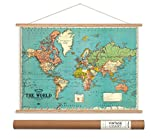 Culturenik World Map Posters