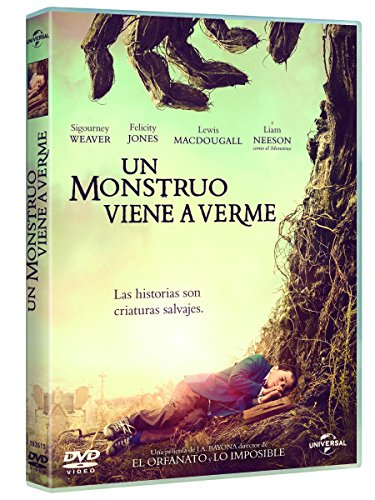 Un Monstruo Viene A Verme [DVD]...
