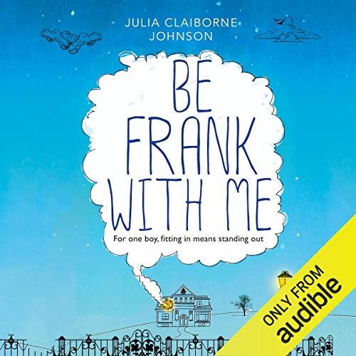 Be Frank with Me cover art