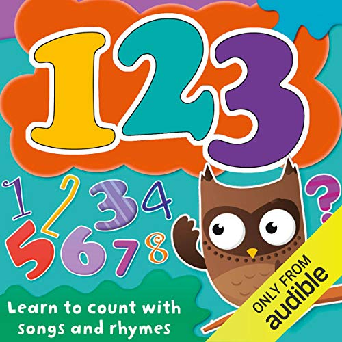 123: Learn to Count with Songs and Rhymes copertina