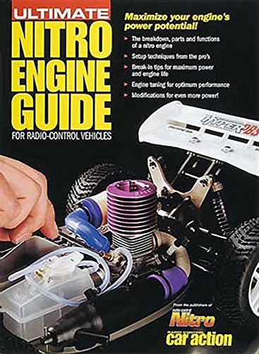 Ultimate Nitro Engine Guide for Radio-Control Vehicles