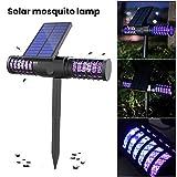 RENNICOCO Insecto eléctrico para Interiores Zapper, Mosquito Killer Lamp Insect Bug Fly Catcher...
