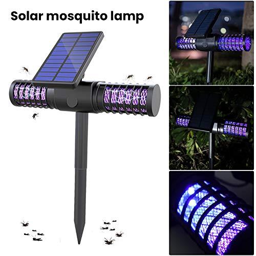 RENNICOCO Insecto eléctrico para Interiores Zapper, Mosquito Killer Lamp Insect Bug Fly Catcher Gnats Control de plagas Trampas UV Bug Light, Elimina la mayoría de Las plagas voladoras