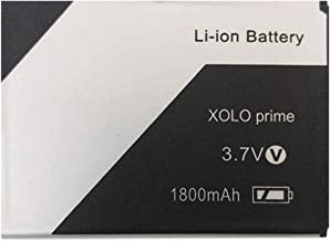 Screencart 100% New Replacement High Backup Compatilble Mobile Battery/Batteries for Xolo Prime (Check Your Old Battery Model Properly)
