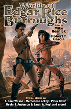 The Worlds Of Edgar Rice Burroughs: Signed