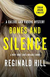Books Set in Yorkshire: Bones and Silence by Reginald Hill. yorkshire books, yorkshire novels, yorkshire literature, yorkshire fiction, yorkshire authors, best books set in yorkshire, popular books set in yorkshire, books about yorkshire, yorkshire reading challenge, yorkshire reading list, york books, leeds books, bradford books, yorkshire packing list, yorkshire travel, yorkshire history, yorkshire travel books, yorkshire books to read, books to read before going to yorkshire, novels set in yorkshire, books to read about yorkshire