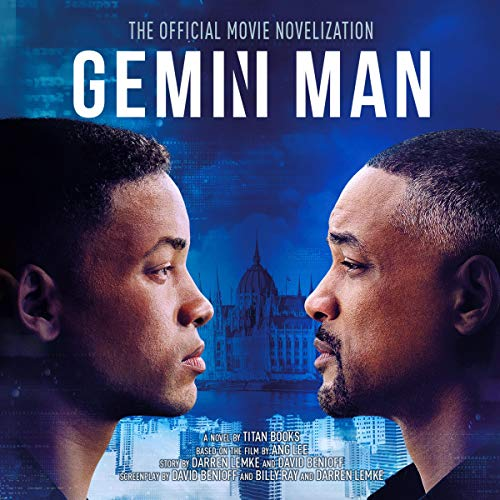 Gemini Man: The Official Movie Novelization cover art