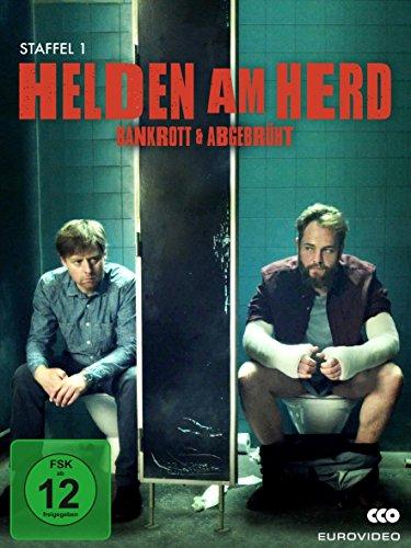 Helden am Herd - Bankrott & abgebrüht [3 DVDs]