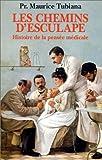 Les Chemins d'Esculape - Histoire de la pensée médicale