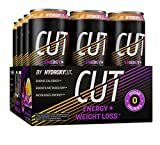 Energy Drink + Weight Loss | Hydroxycut Cut | Sparkling...