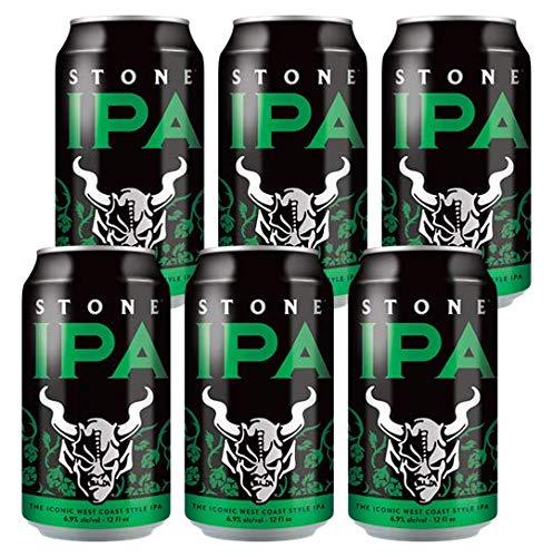 アメリカ クラフトビール Stone IPA/ストーンIPA 6本パック