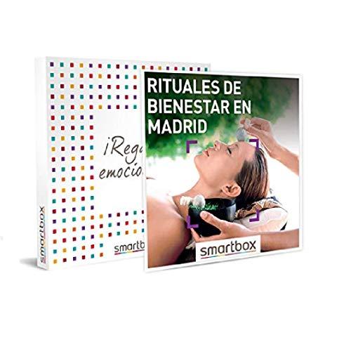 Smartbox Rituales de Bienestar en Madrid Caja Regalo, Adultos Unisex, estándar