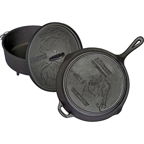 Camp Chef Kitchen Supplies/Dishes Frying Pans/cookware for Outdoor/Dutch...