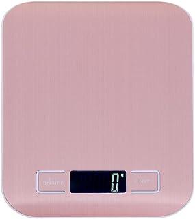 Prosperveil - Báscula electrónica para hierbas (10 kg, 1 g), portátil, LCD, para cocina, hogar 200/0.01g plata