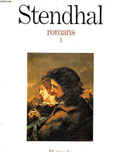 Romans. Tome 1 Ramance, Le Rouge et le Noir, Lucien Leuwen